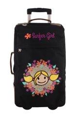 Surfer Girl Bags 2WH SB Weekend Gateaway Cabin Trolley - Hitam
