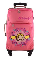 Surfer Girl Bags 4WH SB Active Traveller Cabin Trolley - Pink