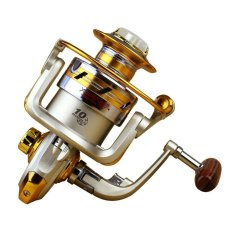 SWAGG EF5000 Spinning Fishing Reel Gear (Gold)