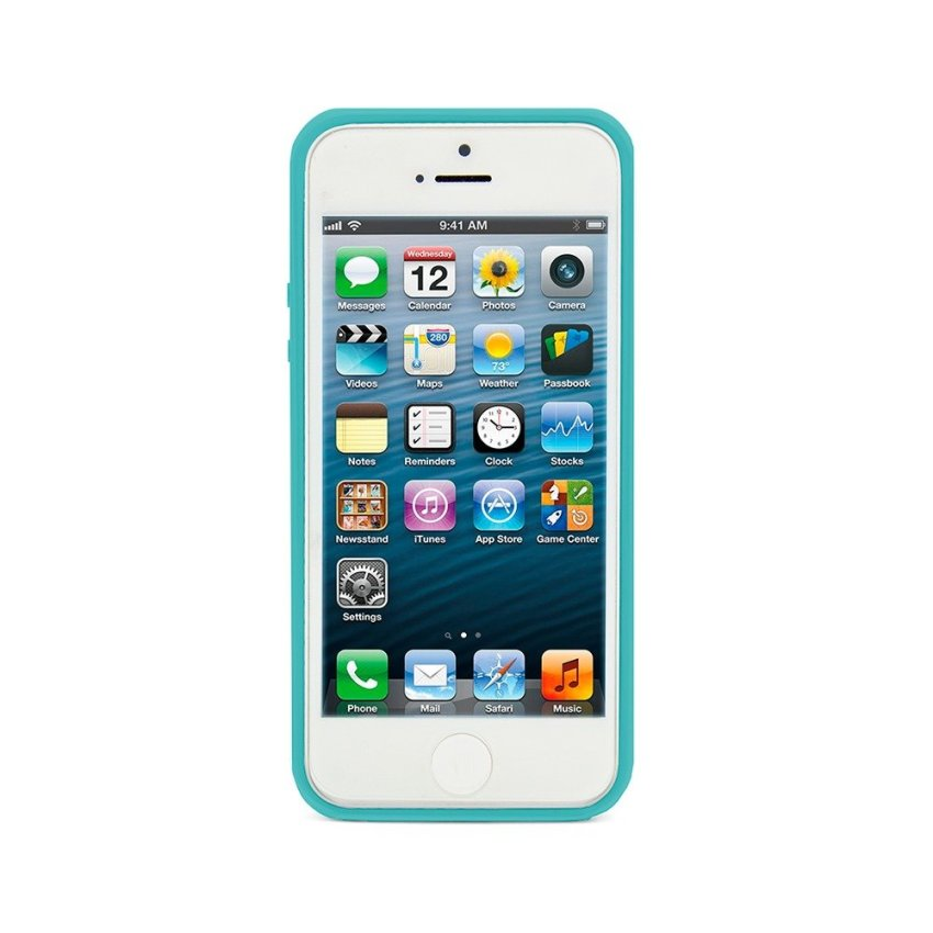 Sweet Corner iPhone SE / 5S / 5 Blur Case - Tosca