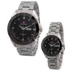 Swiss Army Couple Watch - Silver - Stainless - Swiss ArmySwiss Army COUP SS BL