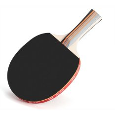 Table Tennis Ping Pong Racket Paddle Bat with Bag Cover Sports Training (Intl)