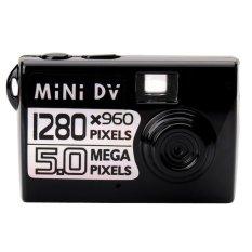 Taff HD Smallest Mini DV - 5MP - Hitam