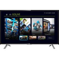 """TCL 32"""" - SMART LED TV - Hitam - 32S3800 - Khusus Jabodetabek"""