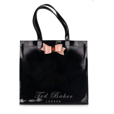Ted Baker PVC Package Jelly Package Woman Fashion Tote Bag Casual Handbag