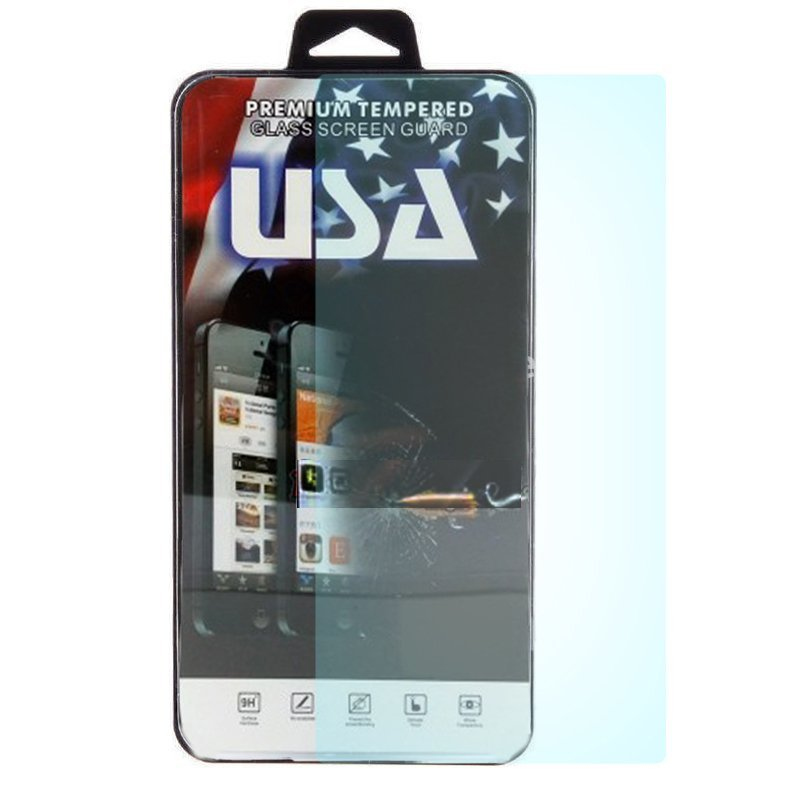 Tempered Glass Protector For Alcatel Flash2 - Clear