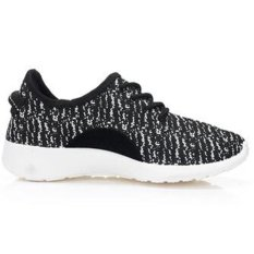 The New Women's Shoes Within The Higher Sneakers Chen-88-black-35- Intl