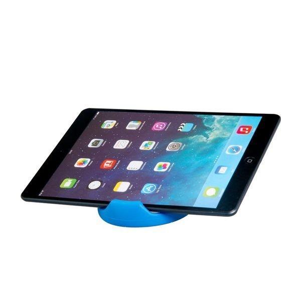 Thumb Design Mini Plastic Mount Stand Holder for iPhone 6/5S/5C/5 (Blue)