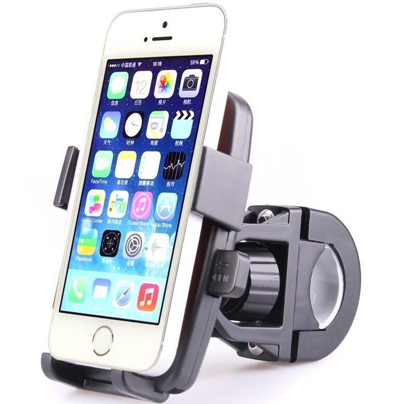 Tiemotu CZZJ203 Phone Holder Black