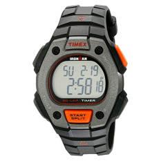 Timex Men's TW5K909009J Ironman Classic 30 Digital Silver-Tone, Orange, And Black Watch - Intl