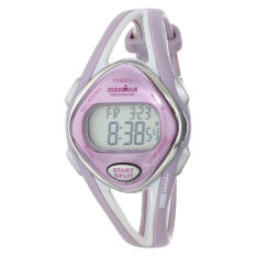"Timex Women's T5K027 ""Ironman Sleek"" Sport Watch With Two-Tone Band - Intl"