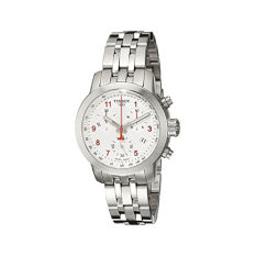 Tissot Women's T0552171103200 PRC 200 Analog Display Swiss Quartz Silver Watch (Intl) - Intl