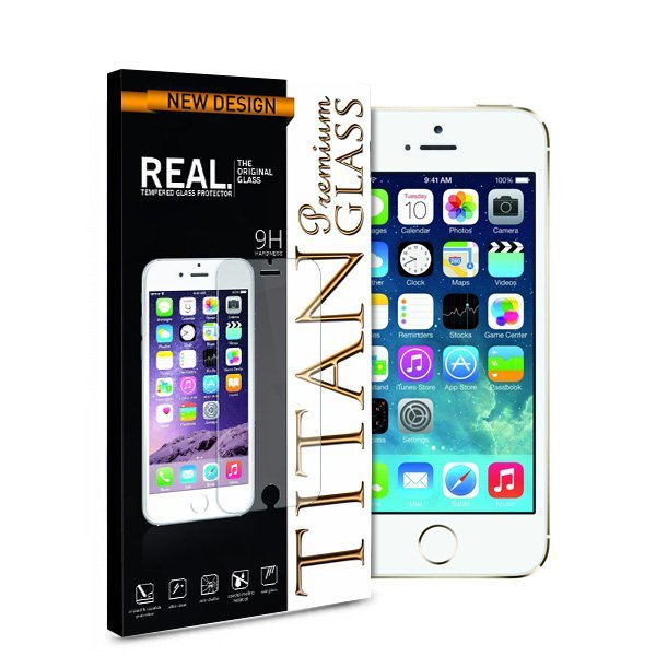 Titan Glass for Lenovo A880 - Premium Tempered Glass - Rounded Edge 2.5D