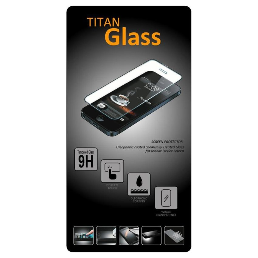Titan Glass Tempered Oppo R5 - Premium Tempered Glass - Anti Gores - Screen Protector