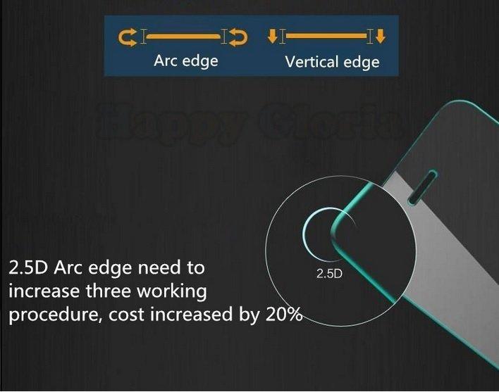 Titan Glass untuk Oppo Neo 7 - Premium Tempered Glass - Rounded Edge 2.5D