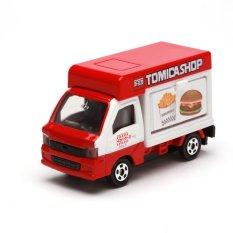 Tomica Subaru Sambar Mobile Sales Car