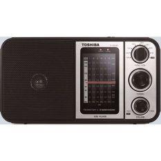 Toshiba Radio TY-HRU30 - Hitam - Cokelat