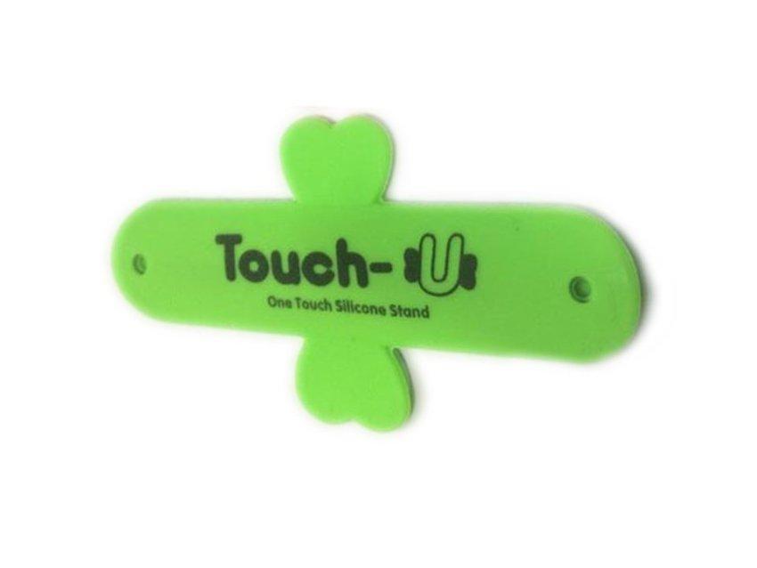 Touch U One Silicone Stand - Hijau