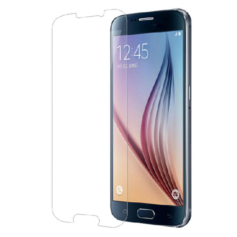 ToyHome Screen Protector Cover for Samsung Galaxy S6 Set of 3 Clear (Intl)
