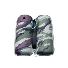 Travel Carry Handle EVA Hard Case Bag Holder Zipper Pouch For JBL Flip3 Camouflage - Intl