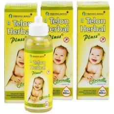 Tresno Joyo Telon Herbal Plus - Citronella - 60 mL