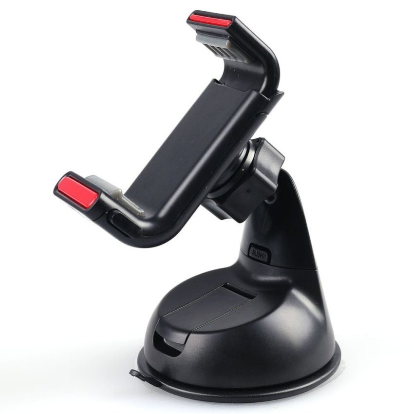 Triple Car Phone Holder Multifunction (Intl)