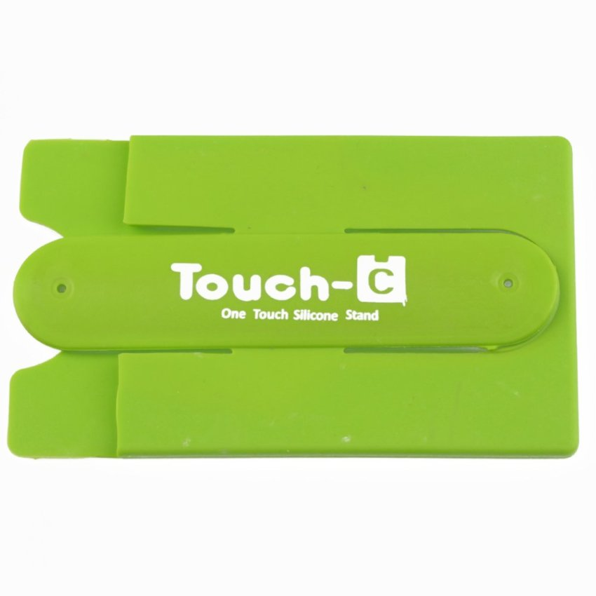 U-Shaped Phone Card Backing (Green)