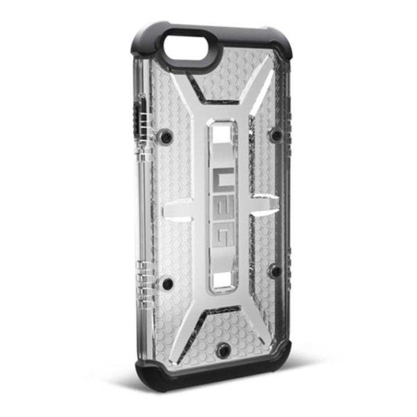 UAG - Ice Maverick Composite Case iPhone SE / 5S / 5 Maverick Clear Black