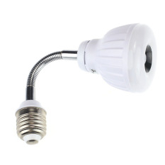 UJS AC 110.220V E2.5W LED PIR Infrared Sensor Motion Detector Light Bulb White (Intl)
