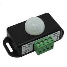 UJS Automatic DC 12V-24.8A Infrared PIR Motion Sensor Switch For LED Light (Intl)