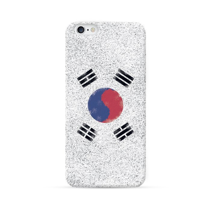 Ultra Case iPhone SE / 5S / 5 Clear Rubber Case World Cup Series Korea