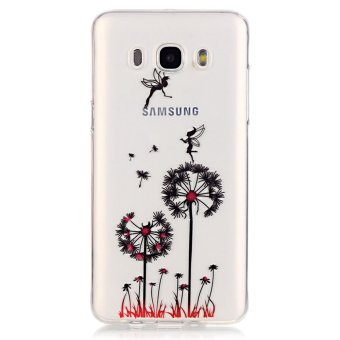 Colorful Source Ultra Slim Soft TPU Transparent Back Case Cover For Samsung Galaxy .
