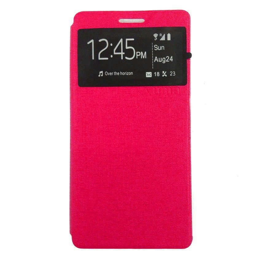 Ume flip Cover for Andomax Q -Pink