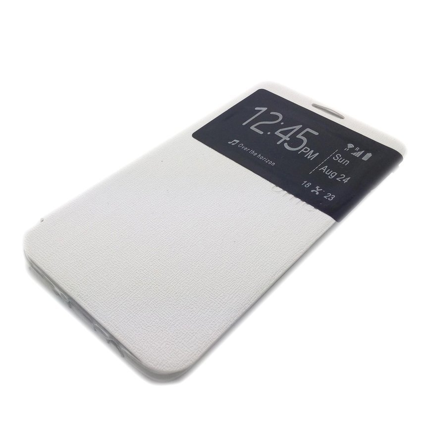 Ume Flip Cover for Xiaomi Redmi 2 - Putih