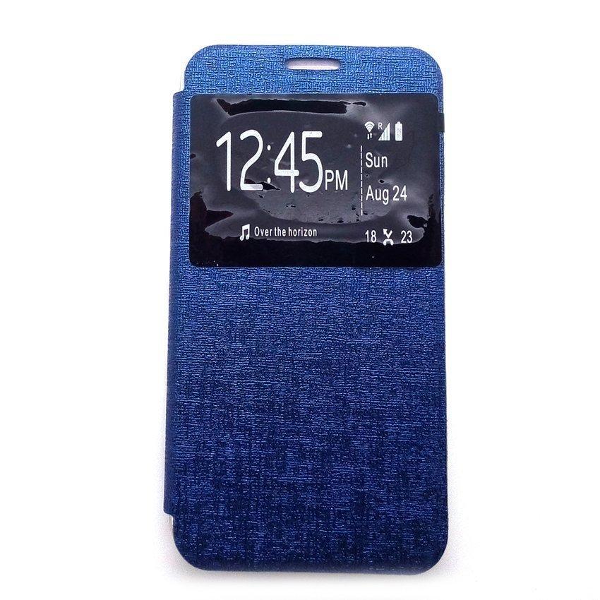 Ume flip Cover Samsung Galaxy A5 2016/A510 - Biru Dongker