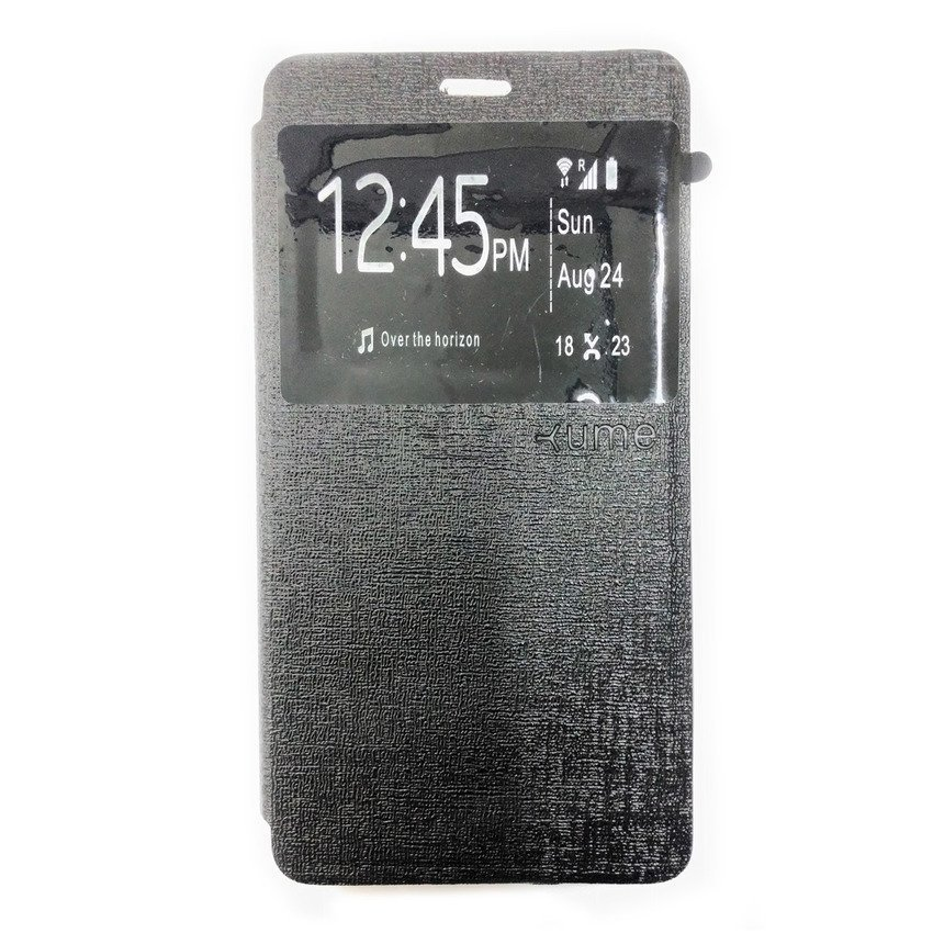 Ume Flip Cover View for Xiaomi Redmi 2 - Hitam