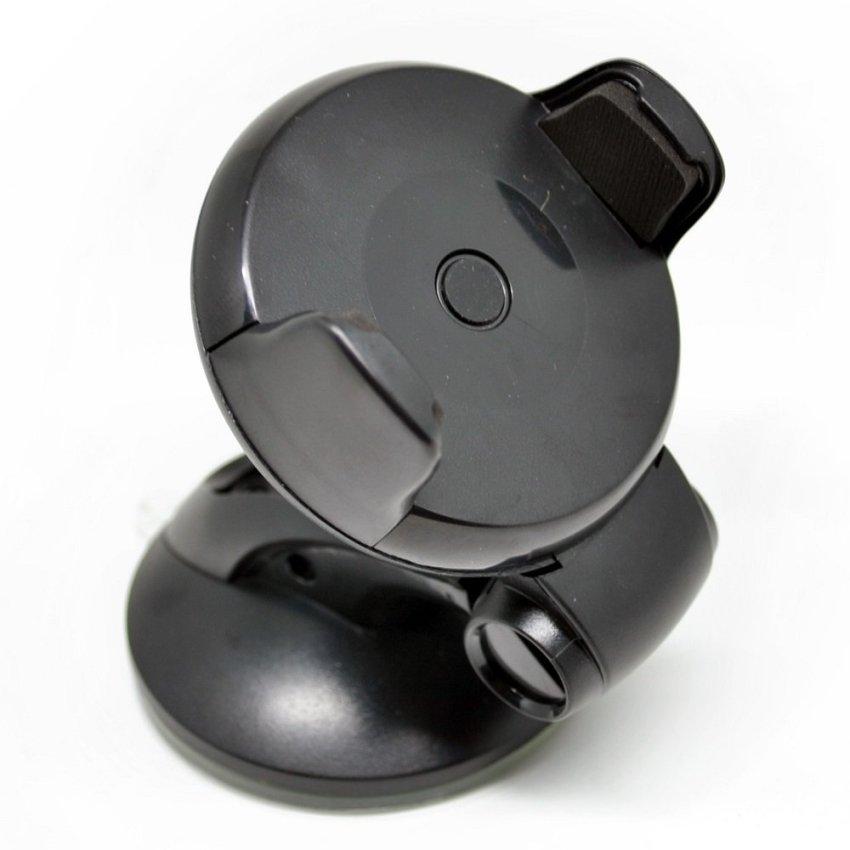 Universal 360 Degree Car & Desk Mount Holder III - Black