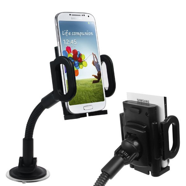 Universal 360 Degree Rotating Car Mount Stand Holder (Intl)