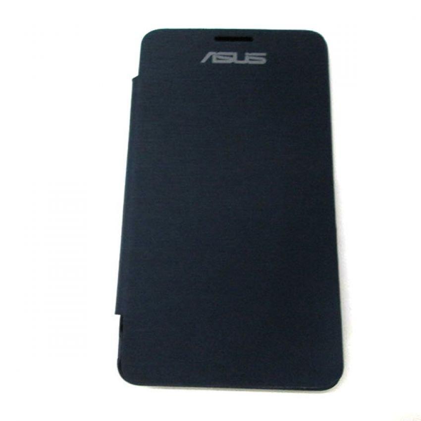 Universal Asus Flip Cover Zenfone 5 - Hitam
