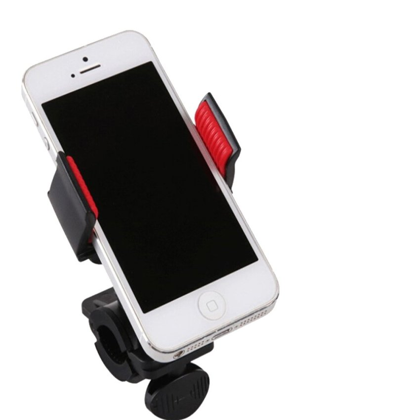 Universal Bike Bicycle Handlebar Mount Holder for iPhone 6S Black (Intl)