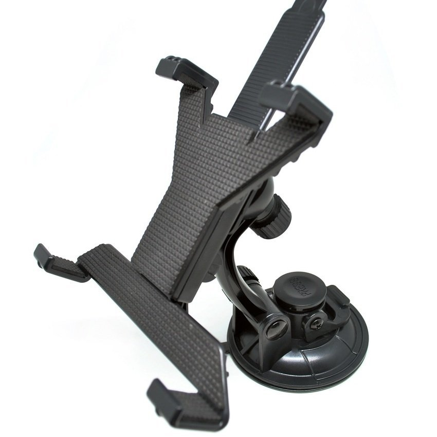 Universal Car Holder 360 Degree Rotation for Tablet PC - WW-503 - Black