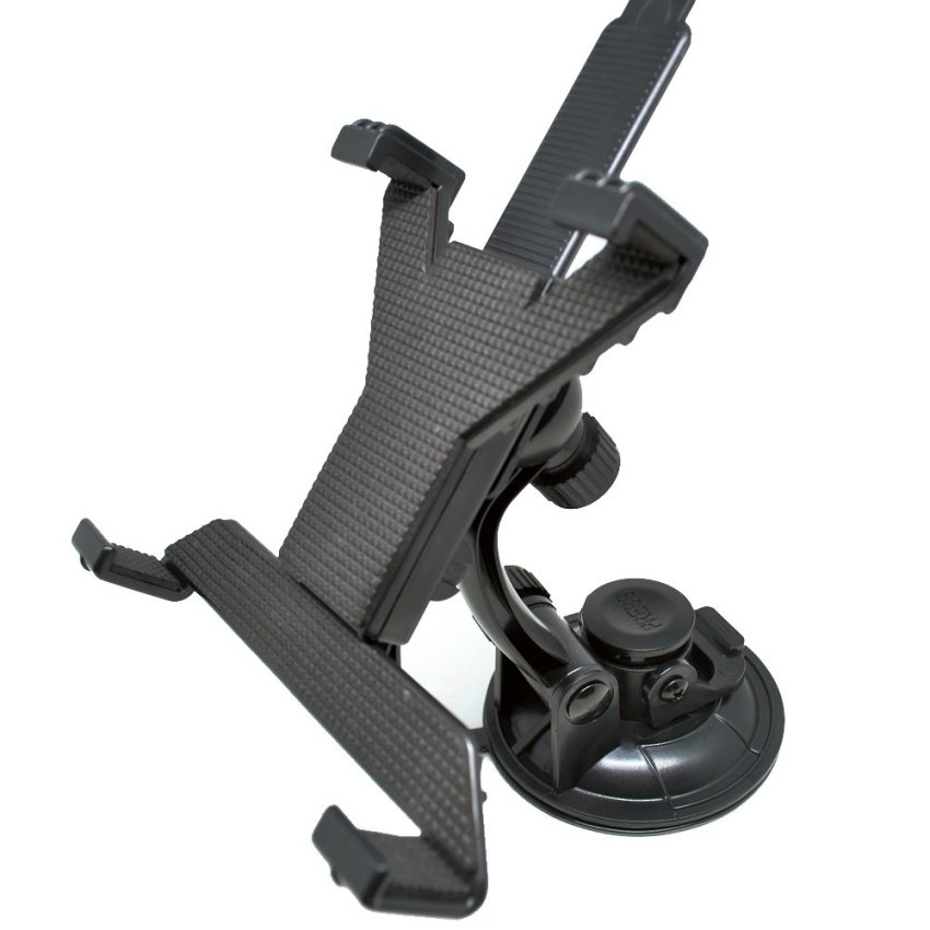 Universal Car Holder 360 Degree Rotation for Tablet PC - WW-503 - Hitam