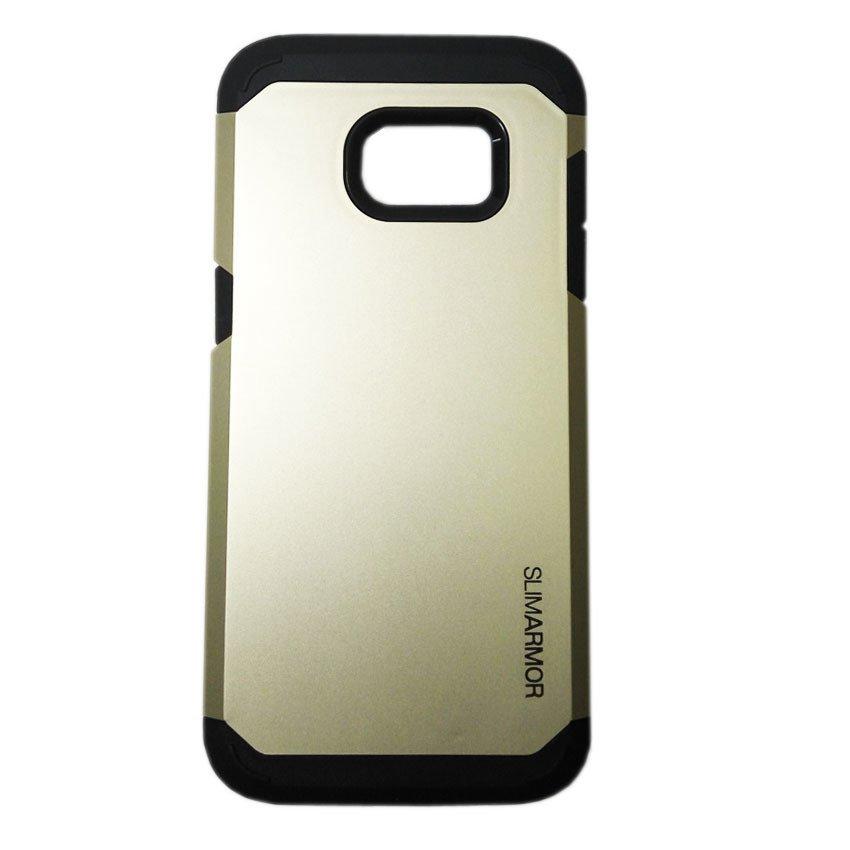 Universal Case Tough Armor Protective For Galaxy Samsung S7 - Gold