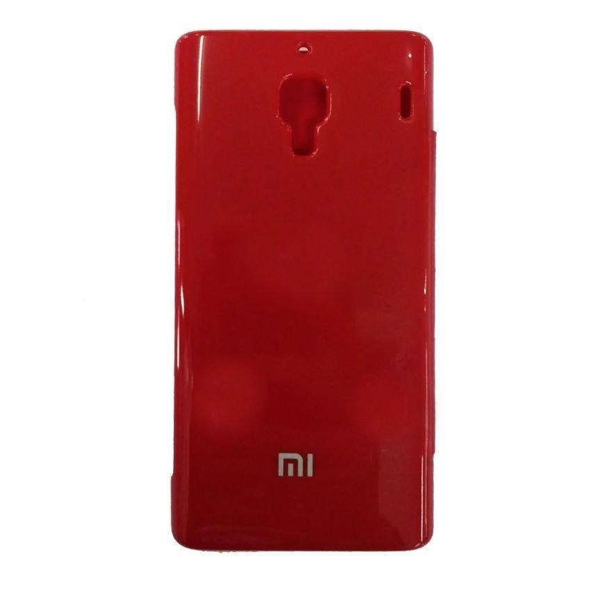 Universal Flip Cover For Xiaomi Redmi 1S - Merah