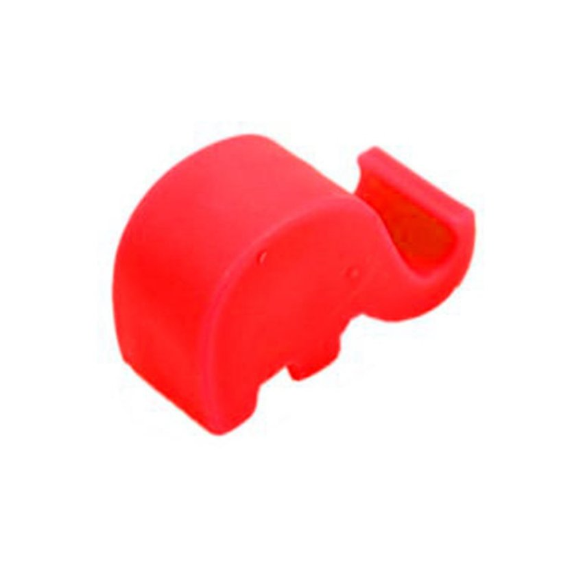 Universal Portable Elephant Phone Holder Mobile Cell Phone Stent Stand for Iphone Red(Intl) (Intl)