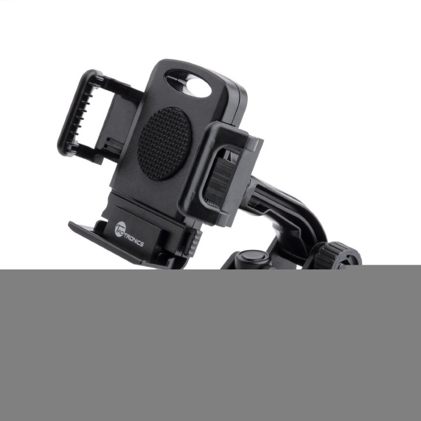 Universal Windshield Dashboard Phone Holder (Black) (Intl)