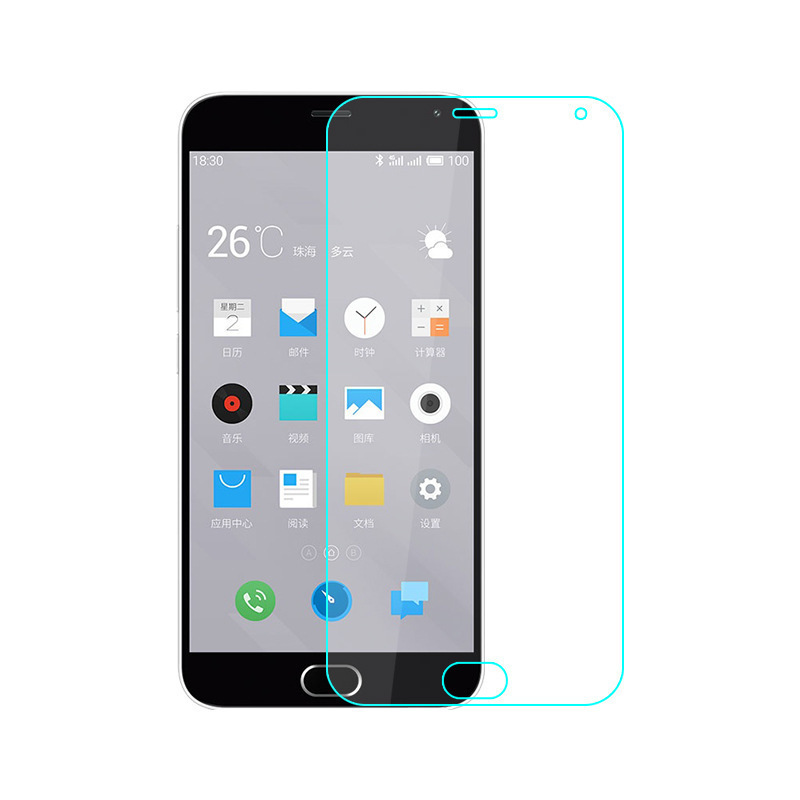 USA Tempered Glass for Meizu M2 note Screen Protector