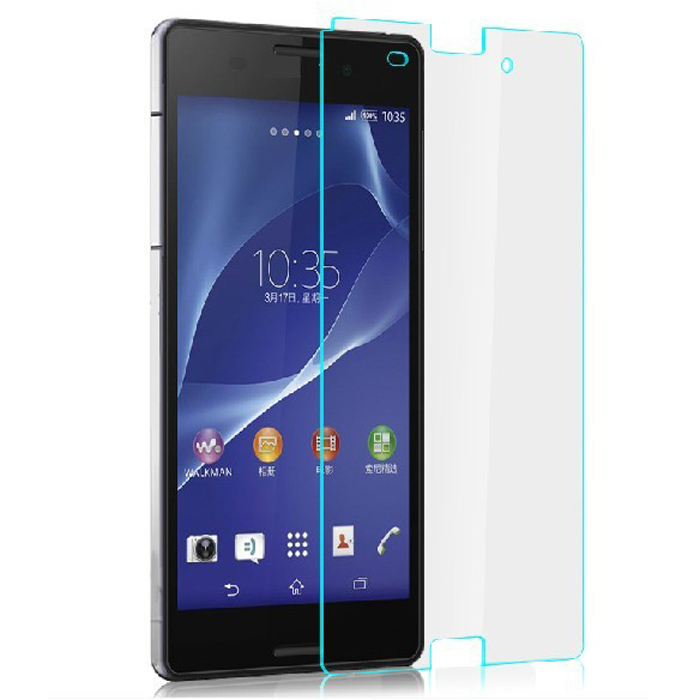 USA Tempered Glass for Sony Xperia Z5 -Clear