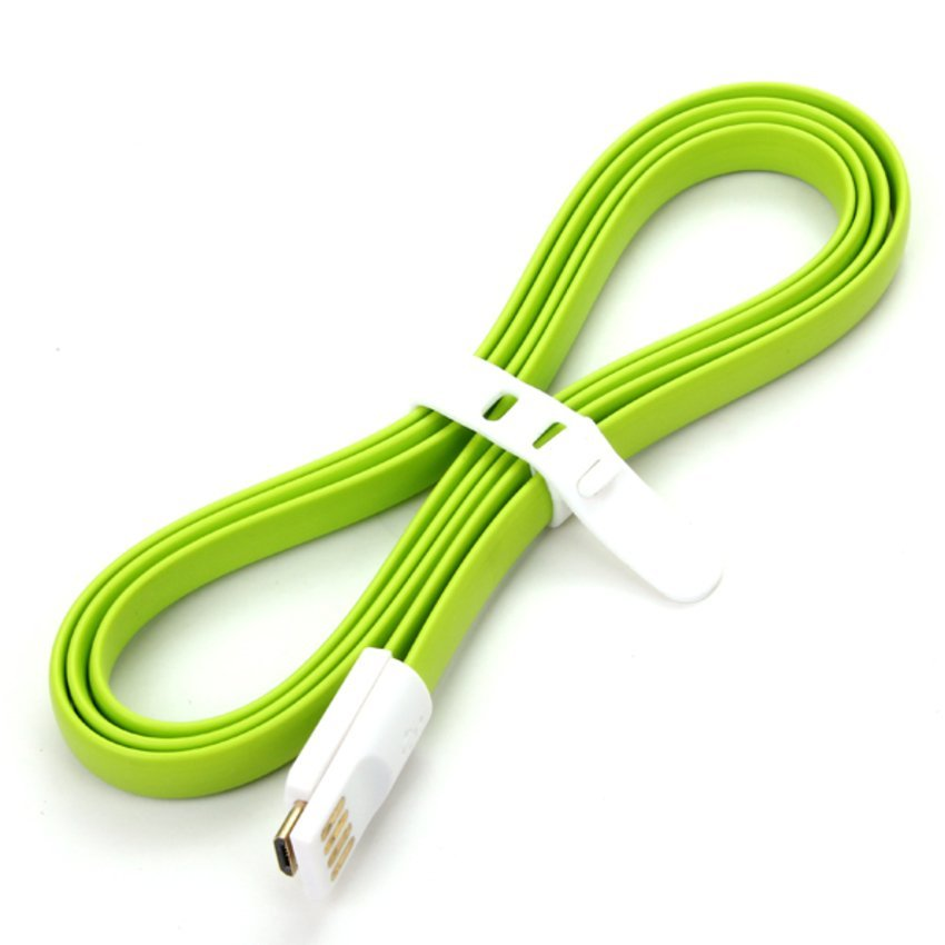 V8 Magnet Phone Line Green