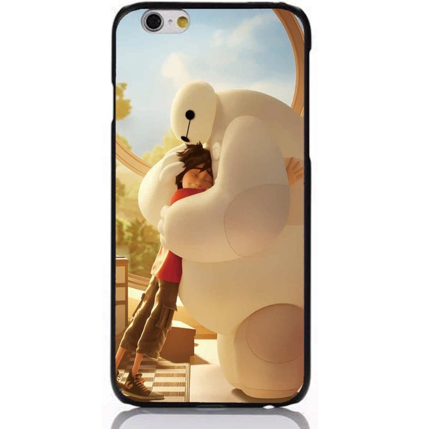 Vanki PC Art Designed Pattern Silicone Back Skin Protector Case for iPhone6 4.7 (Multicolor) (Intl)